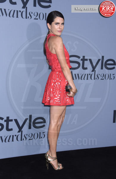 Karla Souza - Los Angeles - 26-10-2015 - InStyle Awards 2015: le dive viste di spalle