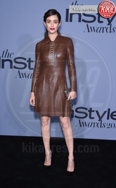 Emmy Rossum - Los Angeles - 26-10-2015 - InStyle Awards 2015: le dive viste di spalle