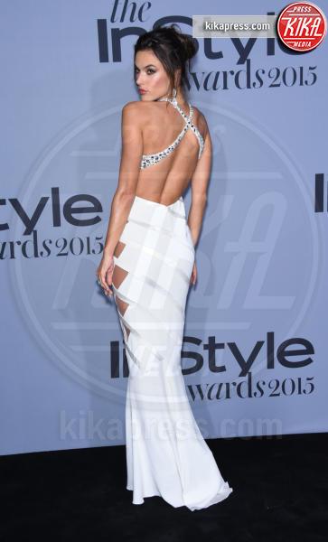 Alessandra Ambrosio - Los Angeles - 26-10-2015 - InStyle Awards 2015: le dive viste di spalle