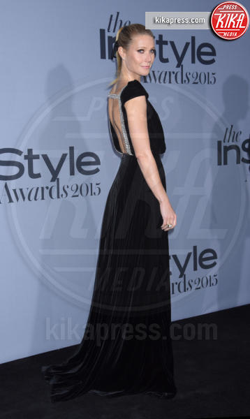 Gwyneth Paltrow - Los Angeles - 26-10-2015 - InStyle Awards 2015: le dive viste di spalle