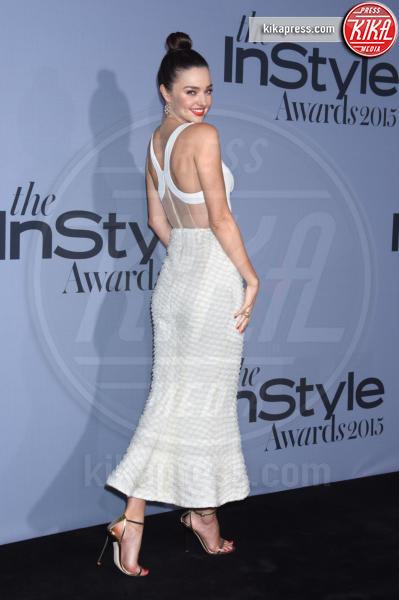 Miranda Kerr - Los Angeles - 26-10-2015 - InStyle Awards 2015: le dive viste di spalle