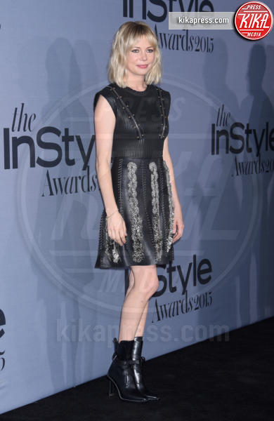 Michelle Williams - Los Angeles - 26-10-2015 - InStyle Awards 2015: le dive viste di spalle