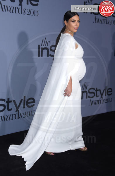Kim Kardashian - Los Angeles - 26-10-2015 - InStyle Awards 2015: le dive viste di spalle