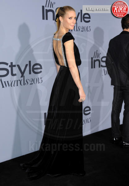 Gwyneth Paltrow - Los Angeles - 27-10-2015 - InStyle Awards 2015: le dive viste di spalle
