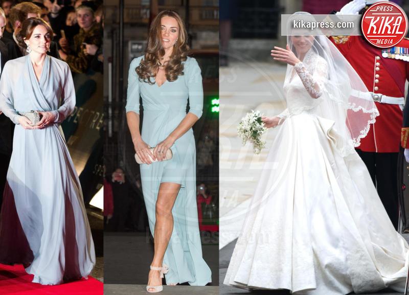 Kate Middleton - Londra - 27-10-2015 - Romee Strijd, ma quel punto vita non è troppo sottile?