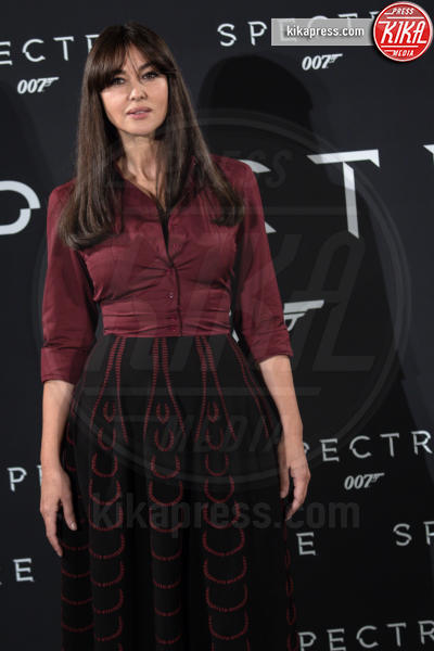 Monica Bellucci - Roma - 27-10-2015 - Monica Bellucci nella terza stagione di Mozart in the Jungle