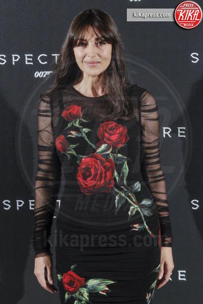 Monica Bellucci - Madrid - 28-10-2015 - Monica Bellucci: