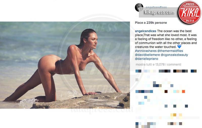Candice Swanepoel - Hollywood - 09-09-2015 - Silvia Provvedi cade nella rete del post malizioso