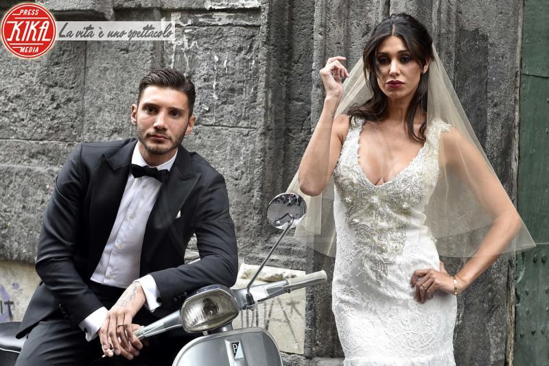 Stefano De Martino, Belen Rodriguez - Napoli - 09-09-2015 - Rodriguez-De Martino: ecco i termini del divorzio