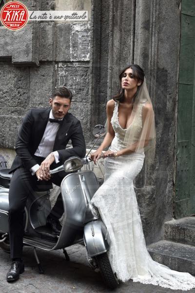 Stefano De Martino, Belen Rodriguez - Napoli - 09-09-2015 -