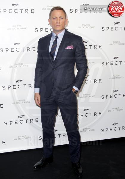 Daniel Craig - Parigi - 29-10-2015 - Tutto pronto per il nuovo James Bond: il regista sarà lui