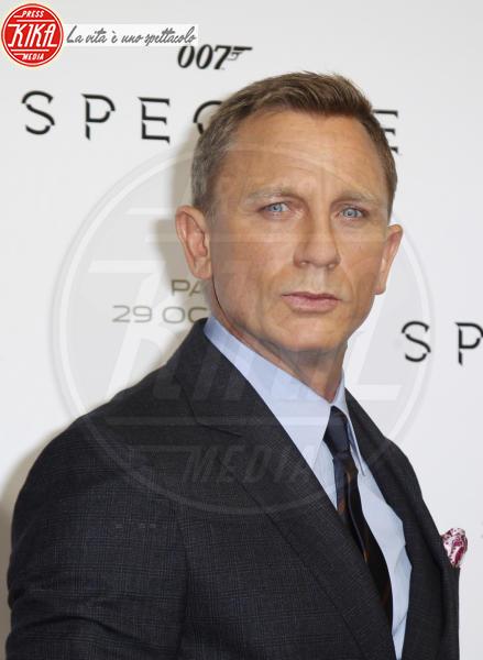 Daniel Craig - Parigi - 29-10-2015 - Rami Malek sarà il villain del prossimo James Bond