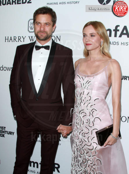 Diane Kruger, Joshua Jackson - Los Angeles - 30-10-2015 -