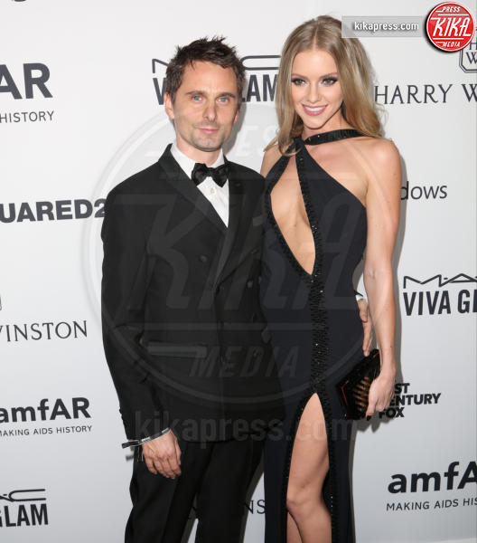 Elle Evans, Matthew Bellamy - Los Angeles - 29-10-2015 - Non solo royal wedding. Preparatevi a una pioggia di nozze vip