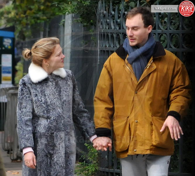 Andre Meyer, Lea Seydoux - Parigi - 29-10-2015 - Star come noi, la mattina resto in pigiama!