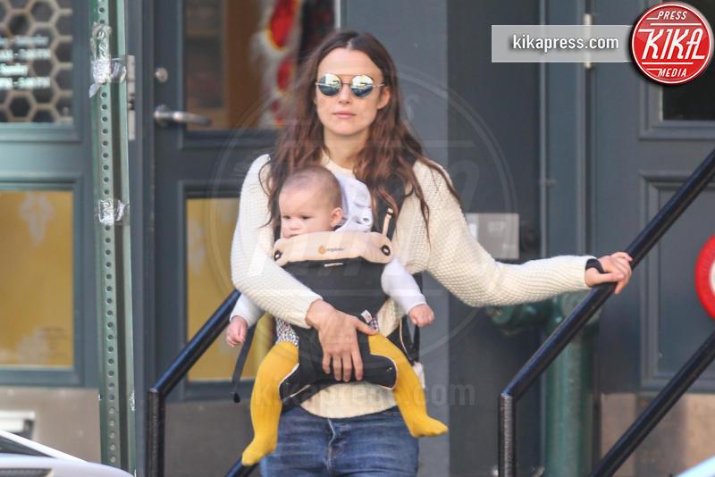 Keira Knightley - New York - 30-10-2015 - Le celebrity che non sapevate avessero figli