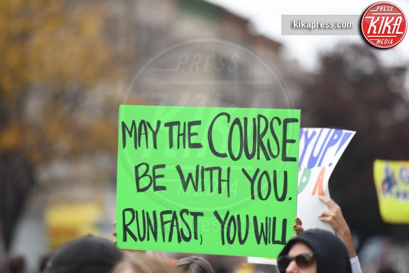 Maratona New York - New York - 01-11-2015 - New York in festa arriva la maratona