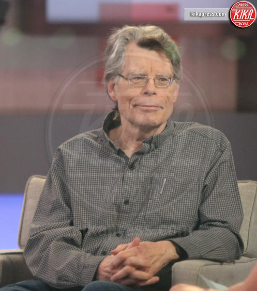 Stephen King - New York - 01-11-2015 - La Warner Bros. rende nota la data d'uscita del remake di It
