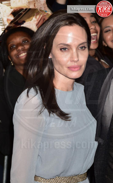 Angelina Jolie - New York - 03-11-2015 - Cavallette e scarafaggi: l'assurda dieta di Angelina Jolie