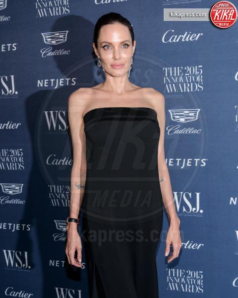 Angelina Jolie - New York - 05-11-2015 - Cavallette e scarafaggi: l'assurda dieta di Angelina Jolie