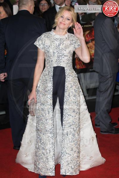 Elizabeth Banks - Londra - 05-11-2015 - Jennifer Lawrence, da impacciata a femme fatale