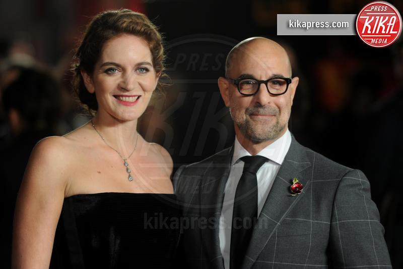 Guest, Stanley Tucci - Londra - 05-11-2015 - Jennifer Lawrence, da impacciata a femme fatale