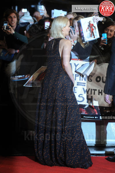 Jennifer Lawrence - Londra - 05-11-2015 - Jennifer Lawrence, da impacciata a femme fatale