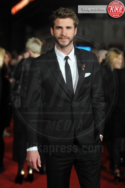 Liam Hemsworth - Londra - 05-11-2015 - Jennifer Lawrence, da impacciata a femme fatale