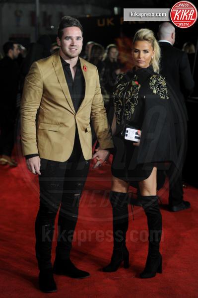 Kieran Hayler, Katie Price - Londra - 05-11-2015 - Jennifer Lawrence, da impacciata a femme fatale
