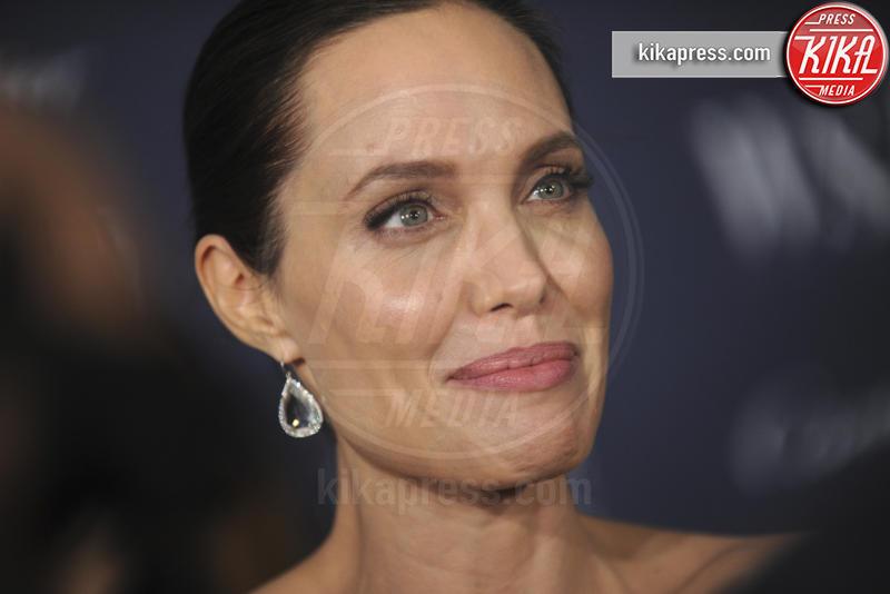Angelina Jolie - New York - 04-11-2015 - Anjelina Jolie presto potrebbe salire sull'Orient Express...
