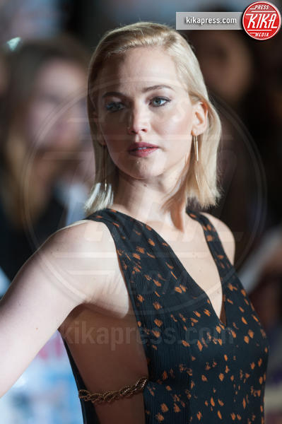 Jennifer Lawrence - Londra - 05-11-2015 - Hunger Games: Jennifer Lawrence parla del prequel