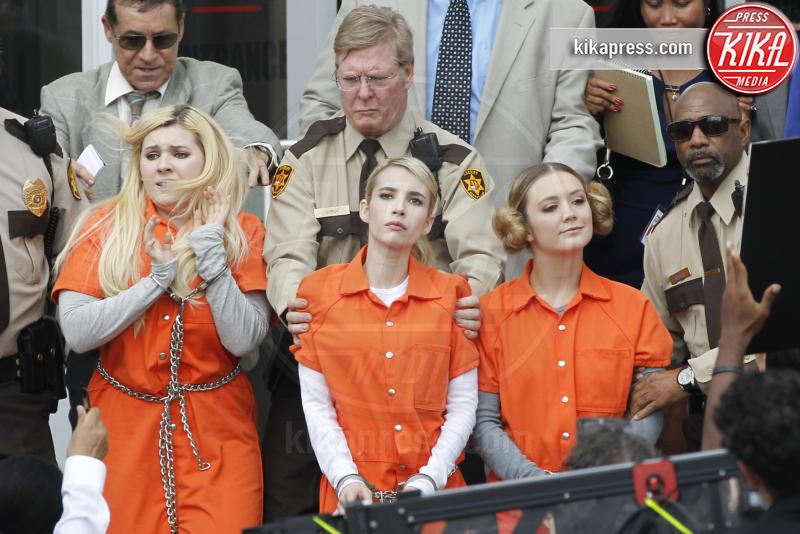 Billie Lourd, Abigail Breslin, Emma Roberts - New Orleans - 05-11-2015 - Billie Lourd, prima intervista dalla morte di Carrie Fisher