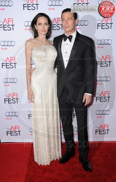 Angelina Jolie, Brad Pitt - Hollywood - 05-11-2015 - Angelina Jolie:
