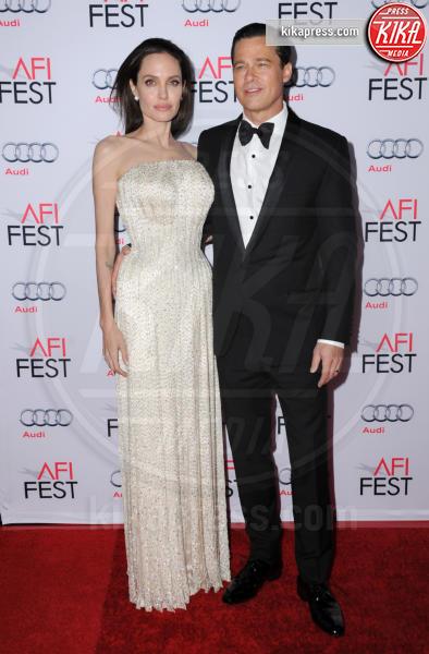 Angelina Jolie, Brad Pitt - Hollywood - 05-11-2015 - Addio Brangelina: Jolie ha chiesto il divorzio da Brad Pitt