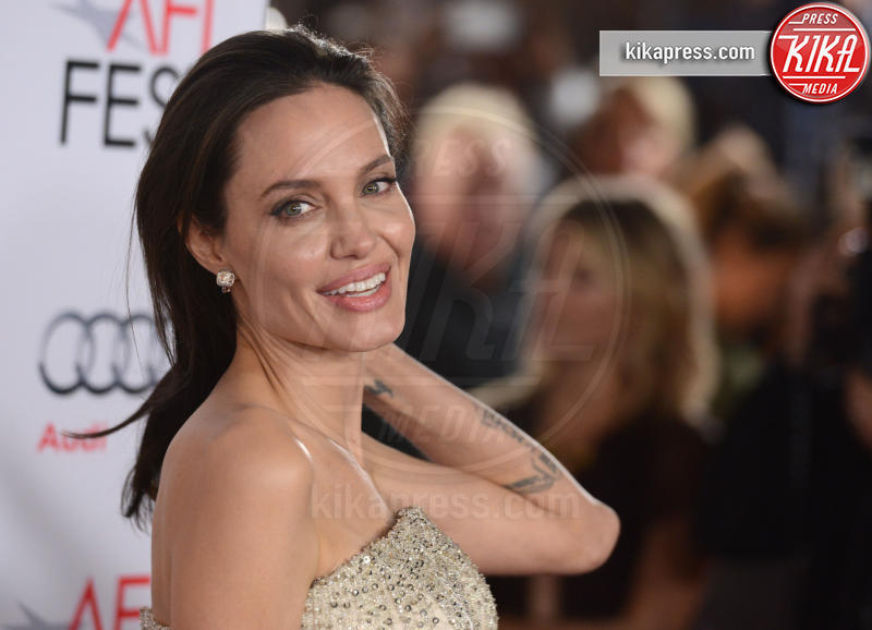 Angelina Jolie - Hollywood - 05-11-2015 - Olivia Newton-John ha il cancro al seno, quante prima di lei