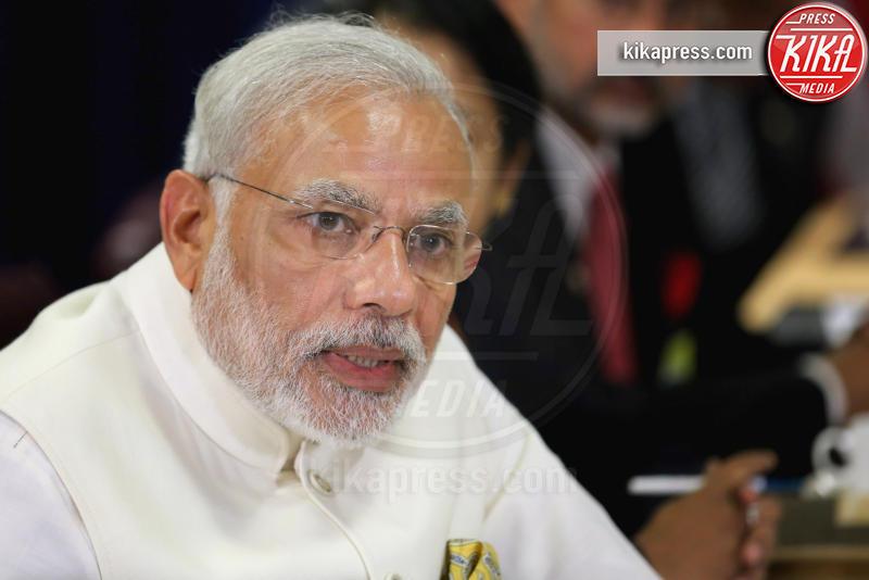Narendra Modi - New York - 28-09-2015 - Priyanka Chopra: la foto che ha fatto infuriare l'India