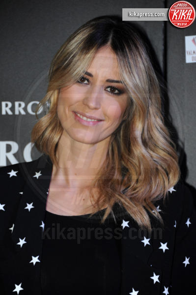 Elena Santarelli - Roma - 07-11-2015 - Alessia Marcuzzi, una dedica speciale per Elena Santarelli