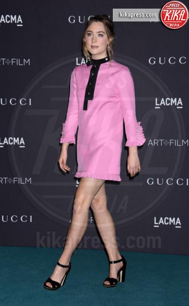 Saoirse Ronan - Los Angeles - 07-11-2015 - Le celebrity? Tutte romantiche belle in rosa!