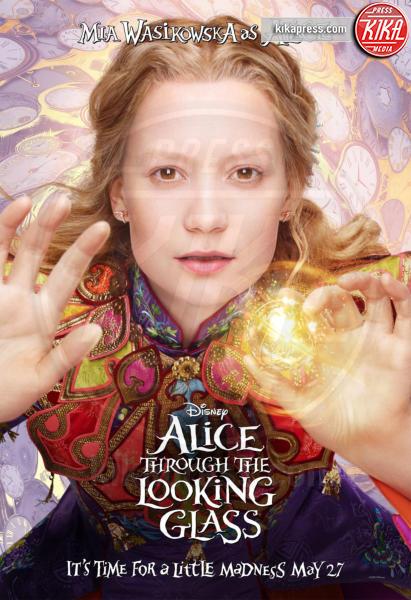 Mia Wasikowska - 09-11-2015 - Alice attraverso lo specchio: c'è una new entry nel cast
