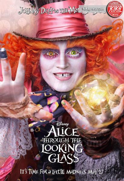 Johnny Depp - 09-11-2015 - Alice attraverso lo specchio: c'è una new entry nel cast