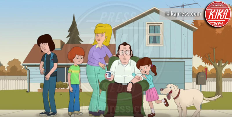 F For Family - Los Angeles - 09-11-2015 - Netflix non si ferma più: arriva F is for Family, ecco il teaser