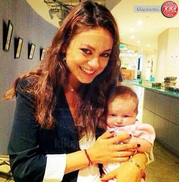 Mila Kunis - Los Angeles - 10-11-2015 - Mila Kunis è diventata mamma per la seconda volta