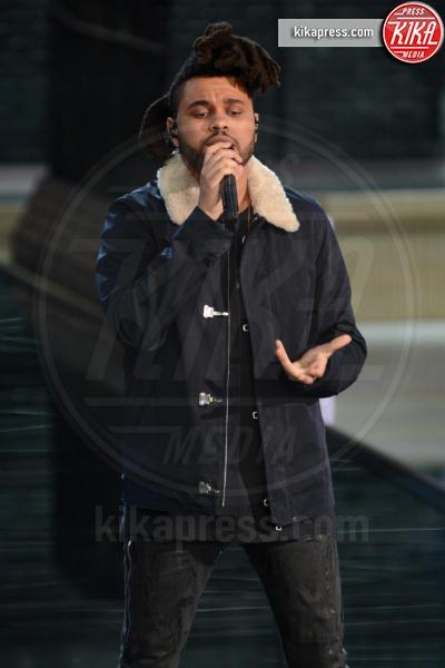 The Weeknd - Queens - 11-11-2015 - Victoria's Secret Fashion Show, 20 anni di angeli in lingerie