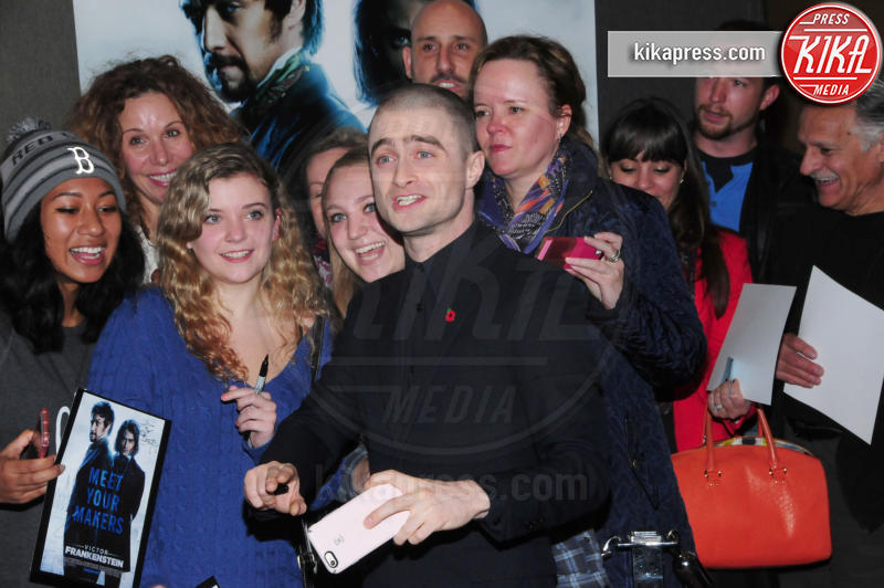 Daniel Radcliffe - New York - 10-11-2015 - Le celebrity che pensavi fossero sui social network