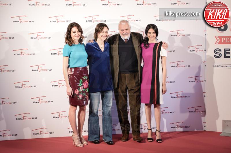 Linda Caridi, Vanessa Scalera, Marco Tullio Giordana - Roma - 11-11-2015 - Lea Garofalo, il coraggio di una madre