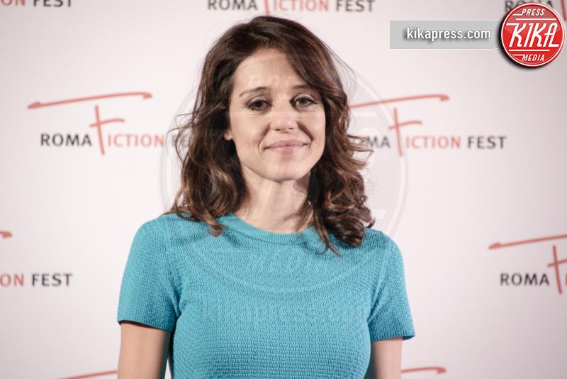 Vanessa Scalera - Roma - 11-11-2015 - Lea Garofalo, il coraggio di una madre