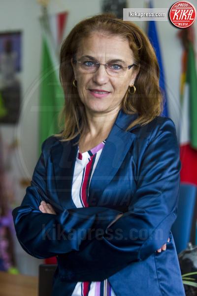 Angela Nicoara - Ladispoli - 11-10-2015 - Alle elementari si insegna il rumeno