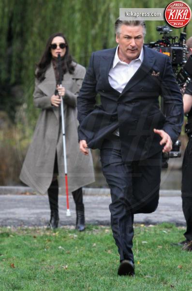 Demi Moore, Alec Baldwin - New York - 11-11-2015 - Demi Moore non è l'assistente perfetta per i non vedenti