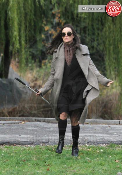 Demi Moore - New York - 11-11-2015 - Demi Moore non è l'assistente perfetta per i non vedenti