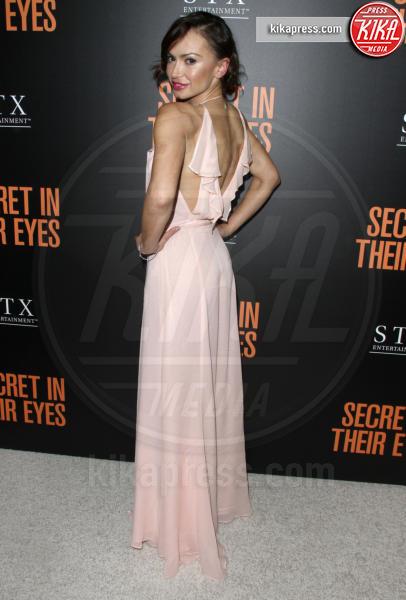 Karina Smirnoff - Los Angeles - 11-11-2015 - Le celebrity? Tutte romantiche belle in rosa!
